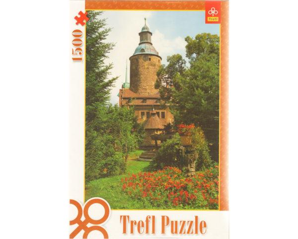 Puzzle 1500 pièces – Château Czocha, Pologne