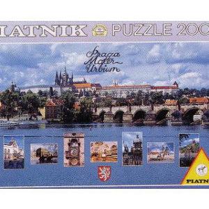Puzzle 2000 pièces – Prague, République tchèque