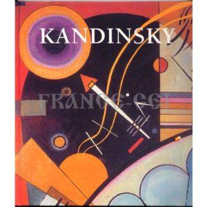 VASSILI KANDINSKY, célèbre peintre russe (F6)
