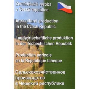 La République Tchèque – Production agricole
