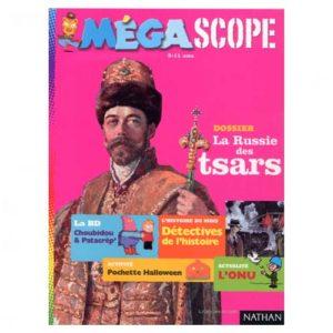 La Russie des tsars – Dossier spécial (9 -11 ans)