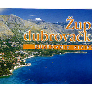 Mini-Guide en croate 'Zupa dubrovacka, 'riviera' croate